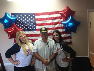 AV-Sierra-Dental-team-with-a-military-patient-during-Freedom-Day-event