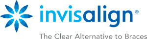 Logo for Invisalign Invisible Braces at Palmdale CA dentist