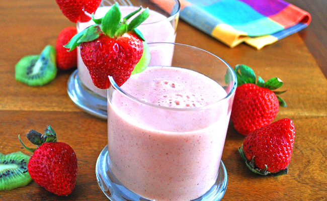 tooth healthy smoothie