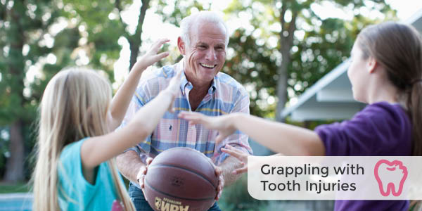 Grappling with tooth injuries